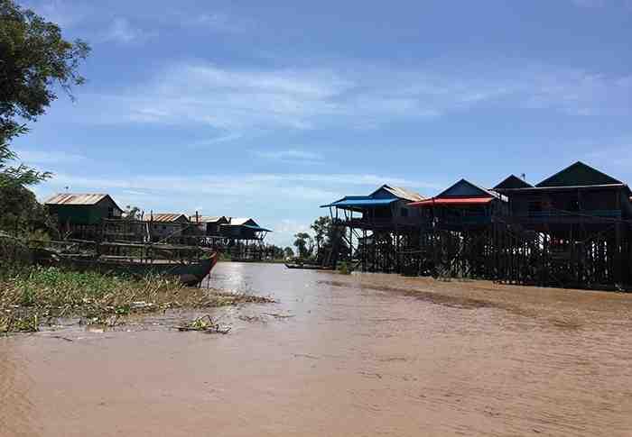 Tonle Sap Siem Reap